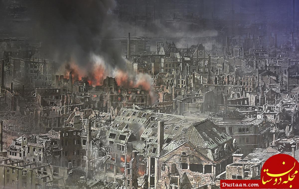www.dustaan.com مرگ مردم یک شهر بر اثر خفگی! +تصاویر