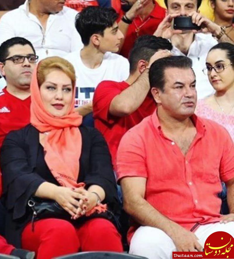 www.dustaan.com حمید استیلی: می توانیم یک امتیاز از اسپانیا بگیریم