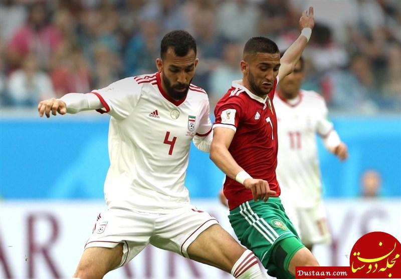 www.dustaan.com روزبه چشمی غیر از جام جهانی دیگر چه چیزی را از دست داد؟