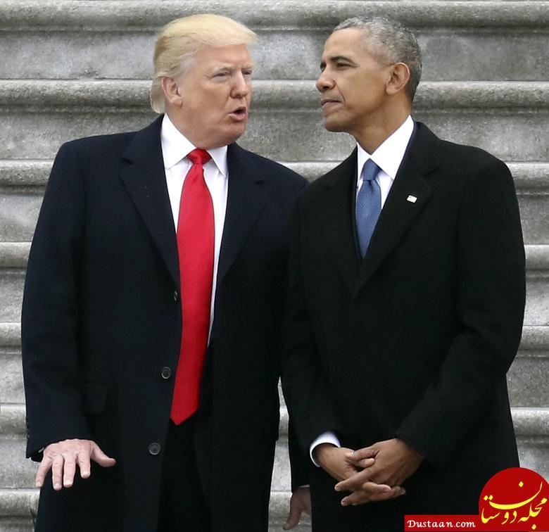 www.dustaan.com ترامپ در یک مورد از اوباما بهتر بوده: دروغگویی