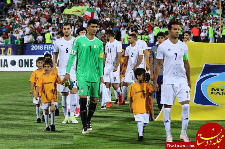 www.dustaan.com نیمی از تیم ملی ایران لژیونر اروپایی هستند