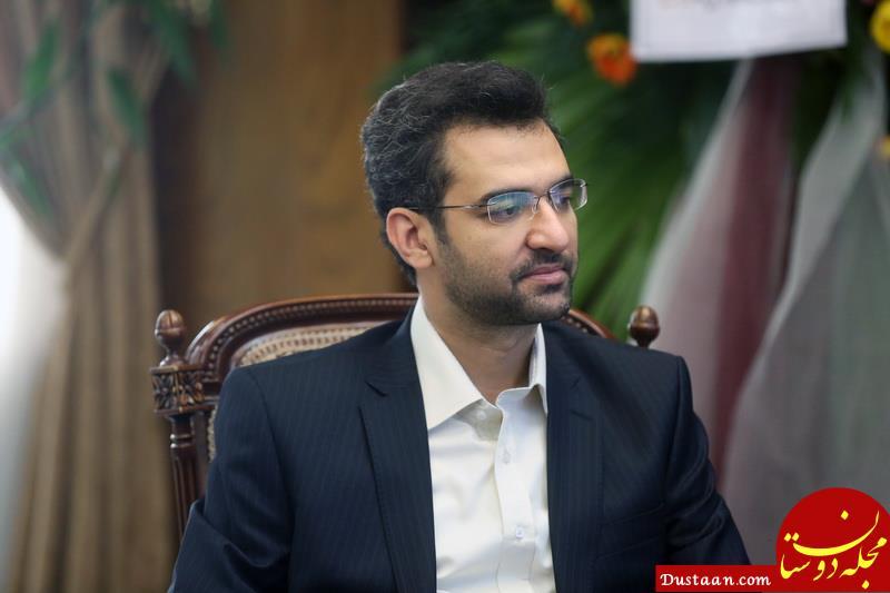 www.dustaan.com دستور وزیر ارتباطات: خرید همه مشترکین بر اساس پیام جعلی اختصاص حجم رایگان اینترنت لغو می شود