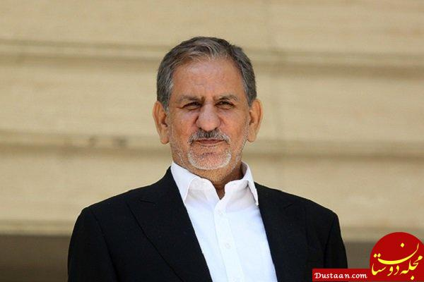 www.dustaan.com هشدار معاون اول رئیس جمهور به کاسبان تحریم