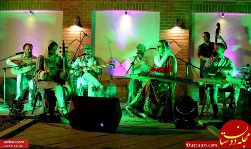www.dustaan.com رونمایی از آلبوم  بهار  گروه رستاک +تصاویر