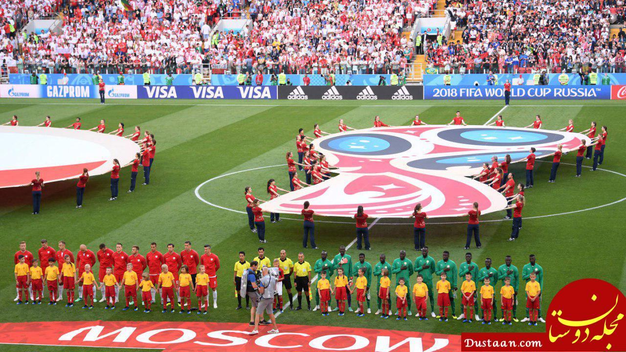 www.dustaan.com شکست لهستان برابر سنگال /اولین پیروزی آفریقایی ها در جام بیست یکم