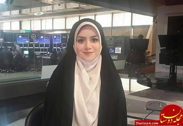 www.dustaan.com جزئیات ازدواج لطیفه گودرزی ، گوینده خبر تلویزیون +تصاویر