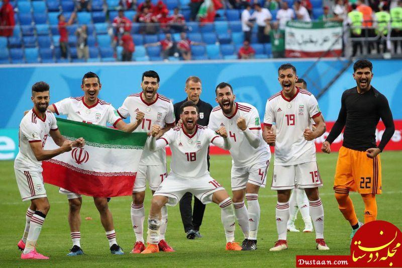 www.dustaan.com پیش بینی رئیس دفتر رئیس جمهور درباره بازی ایران و اسپانیا