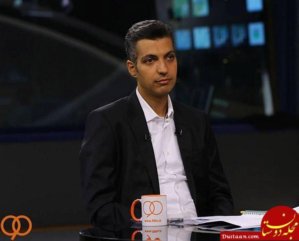 www.dustaan.com عادل فردوسی پور قهر کرد!