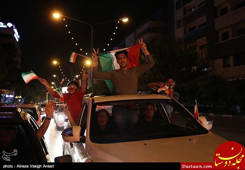 www.dustaan.com پخش دیدار فوتبال ایران و اسپانیا در استادیوم آزادی لغو شد