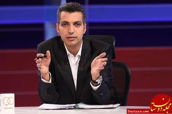 www.dustaan.com واکنش قائم مقام شبکه سه سیما به خبر قهر عادل فردوسی پور
