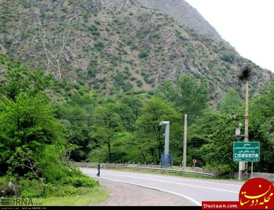 www.dustaan.com جاده چالوس در نخستین روز تابستان یکطرفه میشود / آغاز سفرهای تابستانی