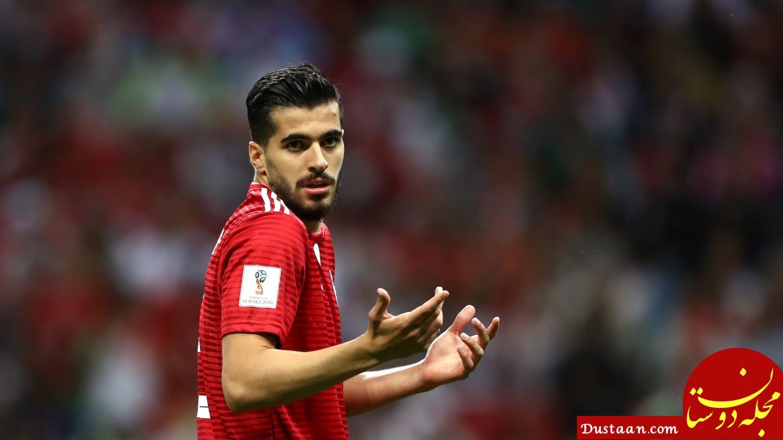 www.dustaan.com سعید عزت اللهی: فوتبال جنگ است و باید جنگید