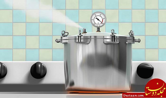 www.dustaan.com فواید و مضرات استفاده از زودپز در پخت انواع غذا ها