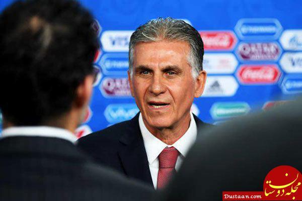 www.dustaan.com کی روش در جام ملت های آسیا سرمربی تیم ملی است