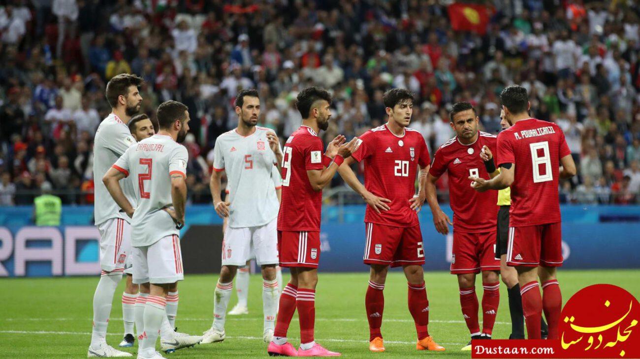 www.dustaan.com 4 حالتی که ایران می تواند به یک هشتم نهایی جام جهانی صعود کند