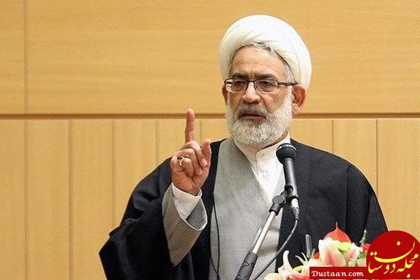 www.dustaan.com واکنش دادستان کل کشور در خصوص پرونده های اخیر تجاوز و تعرض