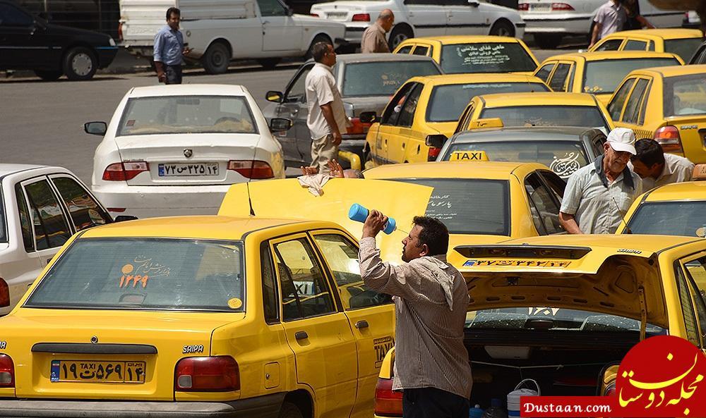 www.dustaan.com گرمای 50 درجه ای در خوزستان