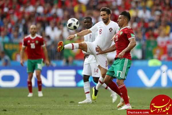 www.dustaan.com احتمال غیبت ۲ ستاره پرتغال مقابل ایران