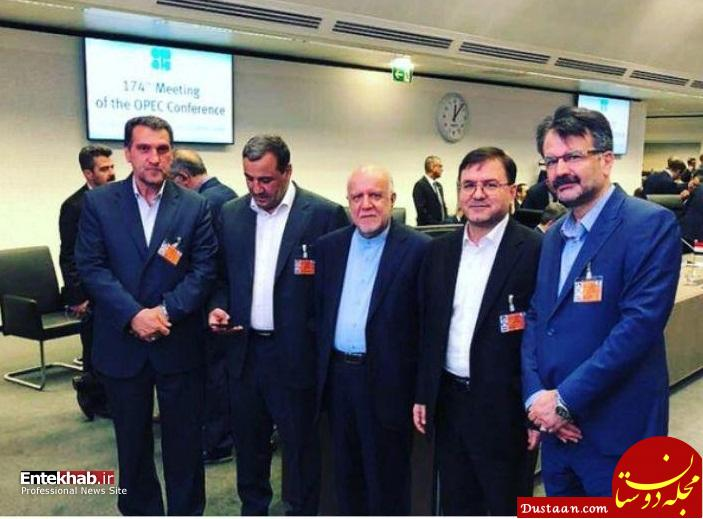 www.dustaan.com رضایت تیم مذاکره کننده ایران از نتایج نشست اوپک: توانستیم سهم تهران را در بازار حفظ کنیم