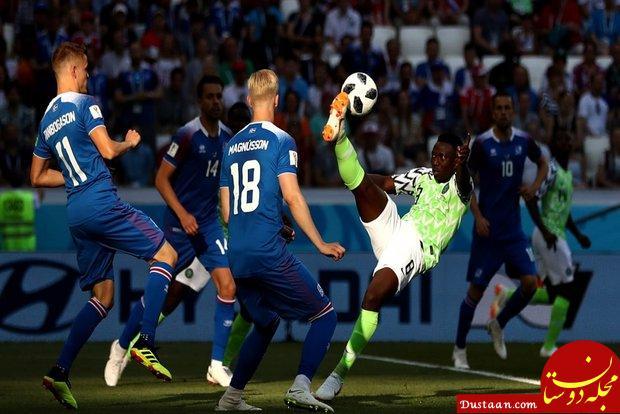 www.dustaan.com پیروزی نیجریه مقابل ایسلند شانس آرژانتین را برای صعود بیشتر کرد