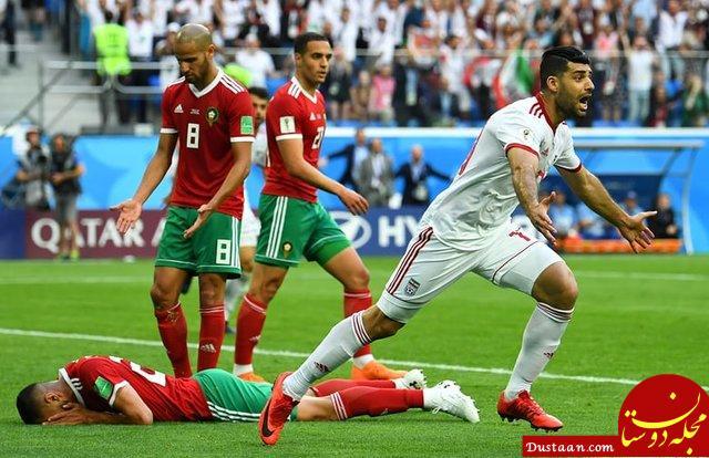 www.dustaan.com روزنامه جمهوری اسلامی: بالاخره پیروزی تیم فوتبال، پیروزی اسلام و نظام است، یا توطئه علیه امام زمان؟