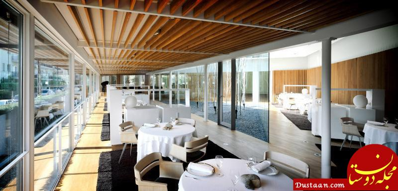 www.dustaan.com معرفی بهترین رستوران دنیا +تصاویر