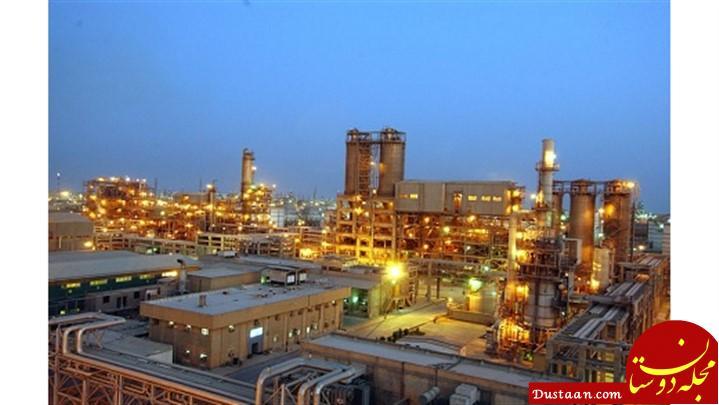 www.dustaan.com پتروشیمی آبادان به علت شوری آب تعطیل شد