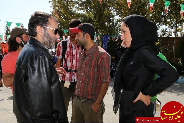 www.dustaan.com «بهاره افشاری» در فیلم جدید «ده نمکی» +عکس