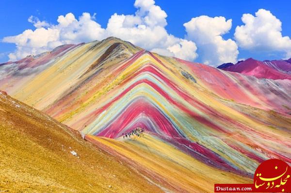 www.dustaan.com نگاهی به رنگارنگ ترین پدیده های طبیعی جهان +تصاویر