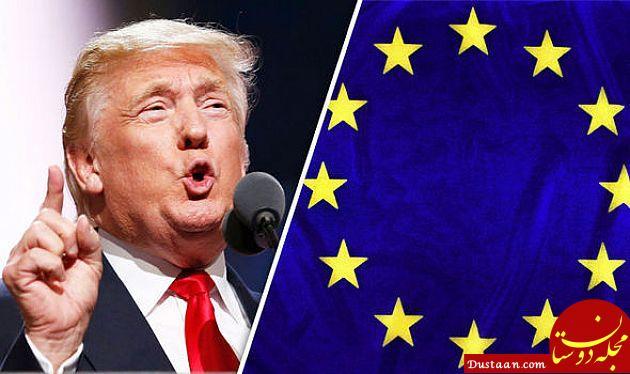 www.dustaan.com واکنش اروپایی ها به اعمال تعرفه خودرو توسط آمریکا