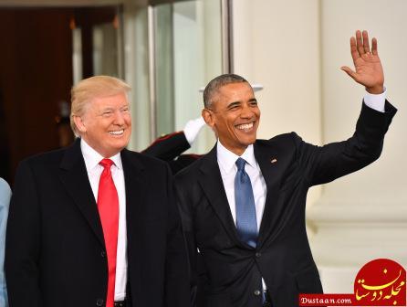 www.dustaan.com ترامپ: اوباما کودکان مهاجر را در قفس نگه می داشت