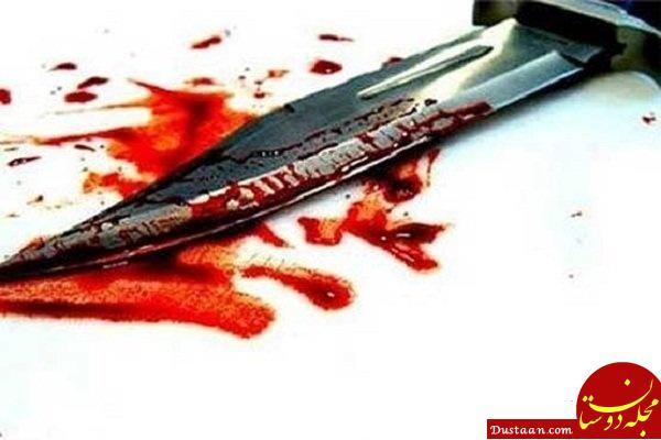 www.dustaan.com ضربات چاقوی جوان ۱۸ ساله جان نوجوان ۱۷ساله را گرفت