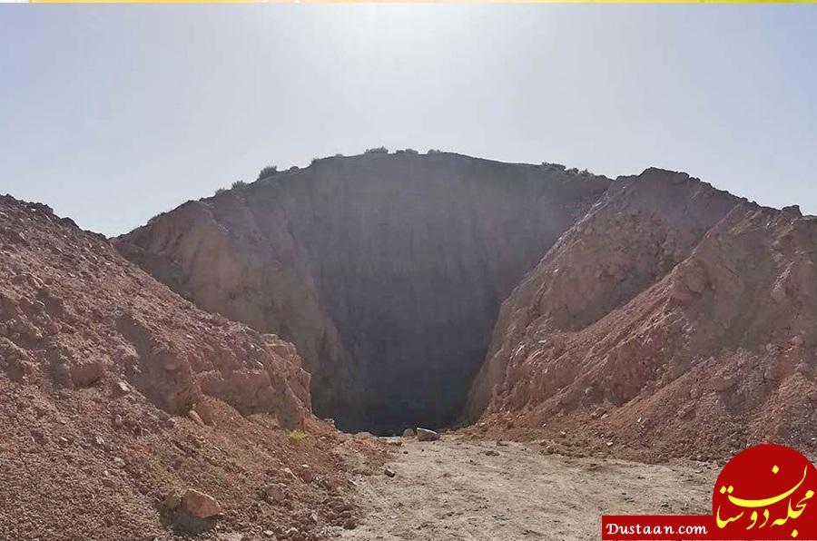 www.dustaan.com تخریبِ مشکوکِ سد 2500 ساله هخامنشی