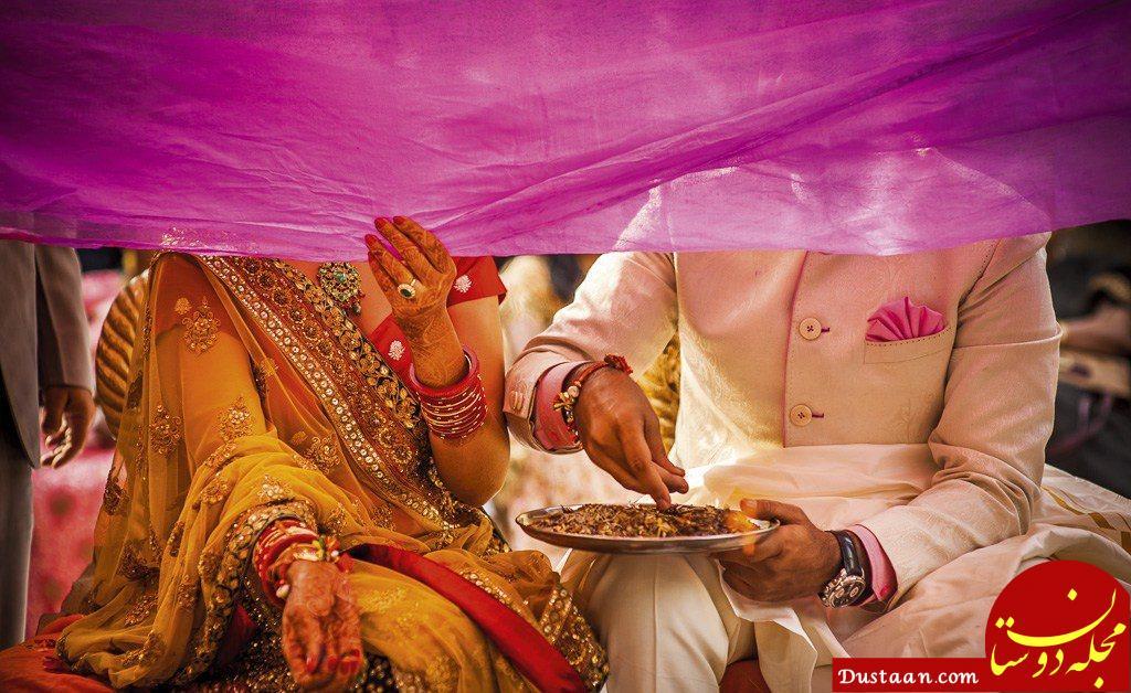 www.dustaan.com شب عروسی دیدم زنم ریش دارد وحشت کردم! +عکس