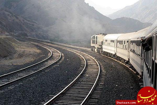 www.dustaan.com رفتار خصوصی دختر و پسر دانشجو روی مانیتورهای قطار مشهد پخش شد! / مسافری که آبروی آنان را برد