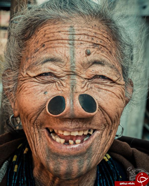 www.dustaan.com عکس های جالب و دیدنی از زشت ترین زنان جهان!