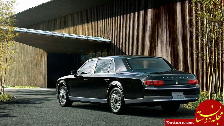 www.dustaan.com رونمایی از لاکچری ترین خودروی ژاپنی +تصاویر