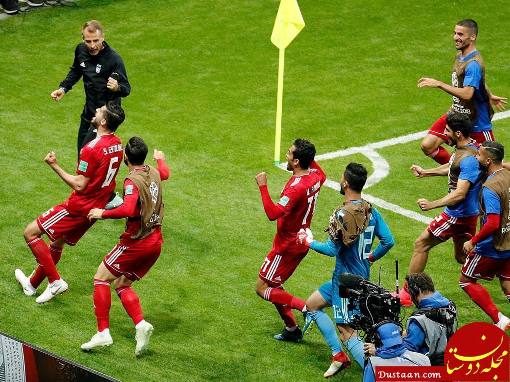 www.dustaan.com ترکیب احتمالی ایران مقابل پرتغال از نگاه فیفا