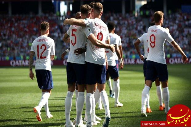 www.dustaan.com برد پرگل انگلیس مقابل پاناما با طعم آقای گلی «کین»