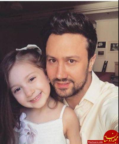 www.dustaan.com شباهت جالب دختر بازیگر معروف ایرانی به او +عکس