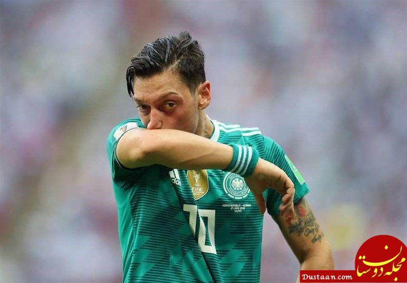 www.dustaan.com واکنش اتحادیه فوتبال آلمان به خداحافظی اوزیل از تیم ملی
