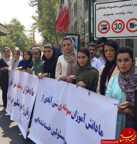 www.dustaan.com وزیر بهداشت: پزشکان اعزام دختران شین آباد به خارج از کشور را صلاح نمی دانند