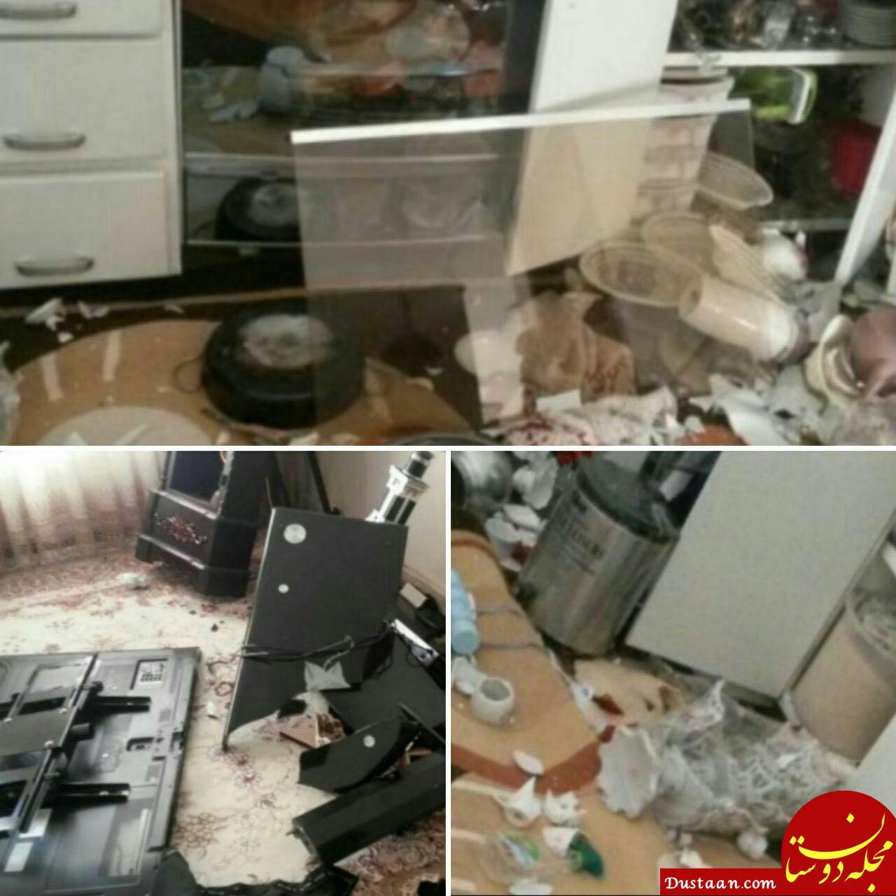 www.dustaan.com آخرین جزییات از زلزله کرمانشاه / 31 تیر 97