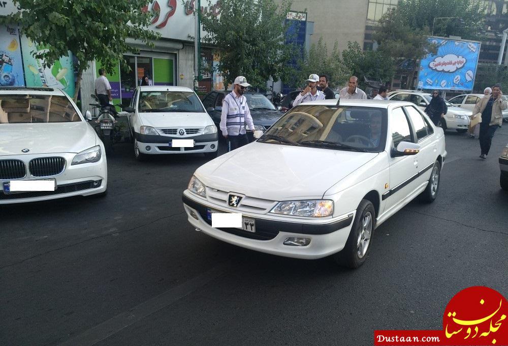 www.dustaan.com ماشین سردار سلیمانی در مراسم ختم امروز چه بود؟ +عکس