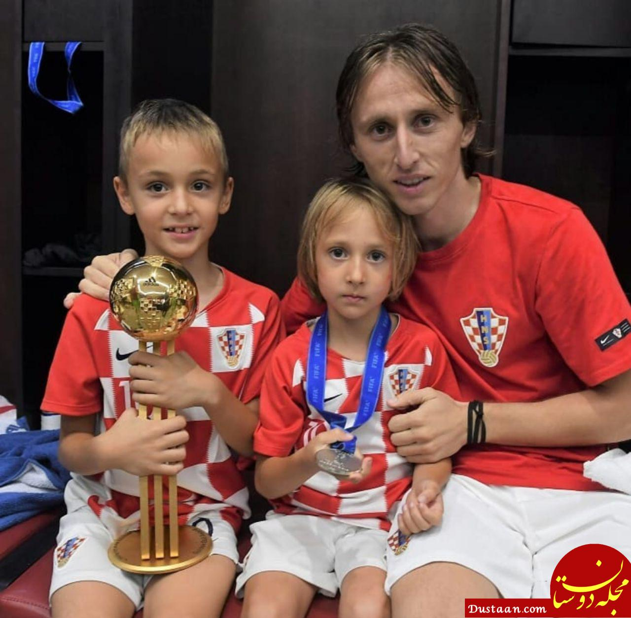 www.dustaan.com واکنش بهترین بازیکن جام جهانی به برانکو!