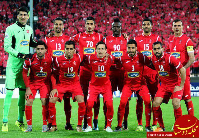www.dustaan.com پرسپولیس برنده و قهرمان سوپر جام شد