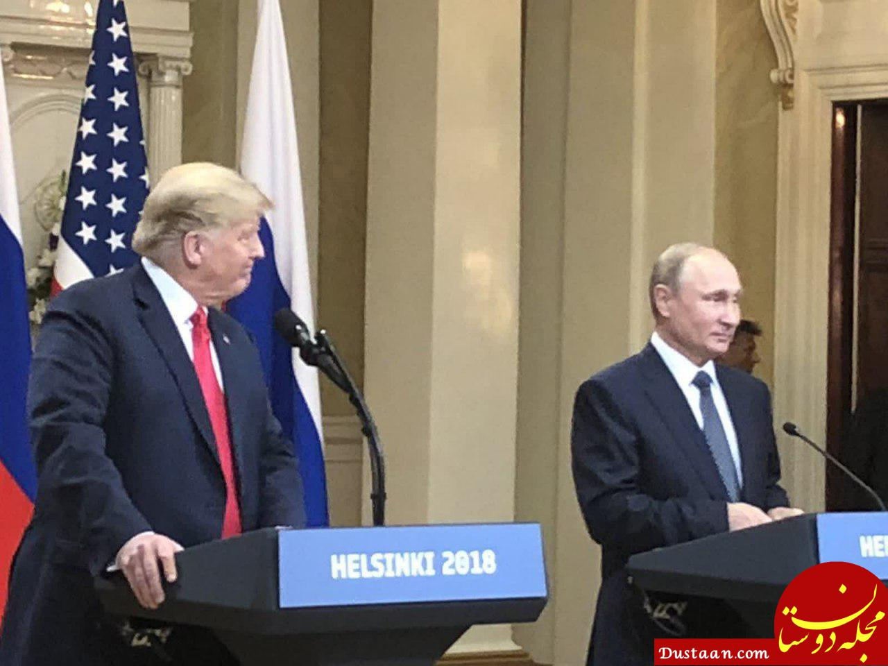 www.dustaan.com پوتین: مدرکی برای دخالت در انتخابات آمریکا وجود ندارد