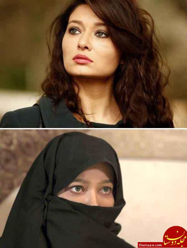 www.dustaan.com بازیگر زن ترکیه روی پرده سینمای ایران +عکس
