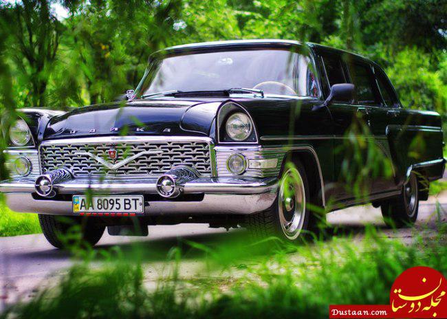 www.dustaan.com شاهکارهای خودروسازی روسیه در قدیم +تصاویر