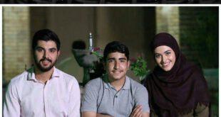 گفت و گوی خواندنی با سینا مهراد/ بازیگر جوان سریال پدر +عکس